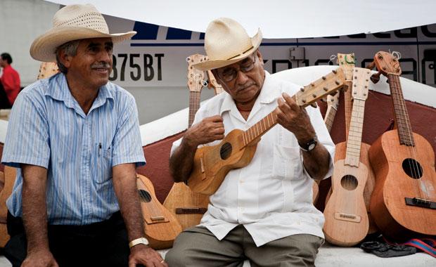 Fiestas de la Candelaria en Tlacotalpan